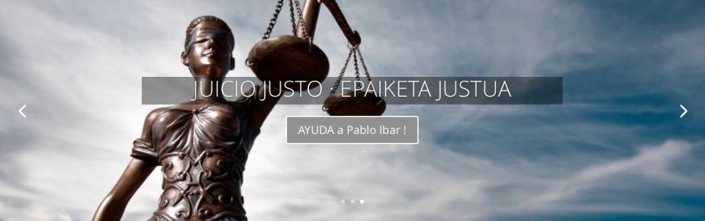 Justicia para Pablo Ibar