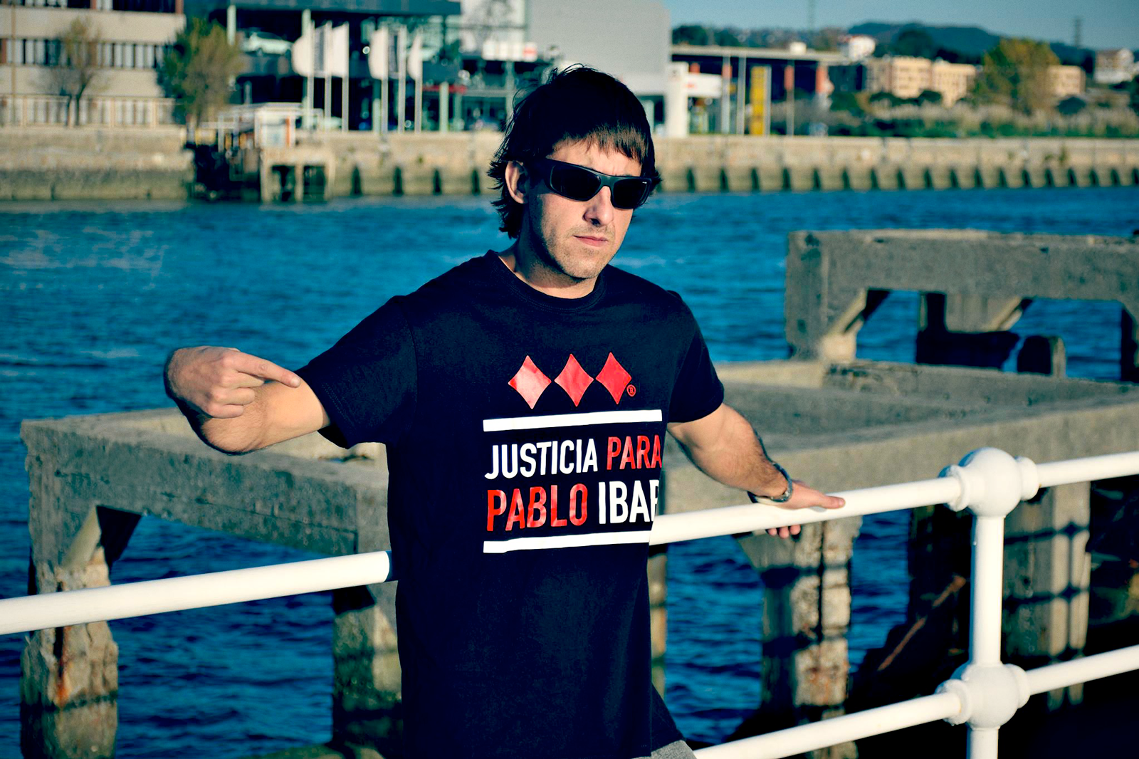 Euskalgrooves - Justice for Pablo Ibar